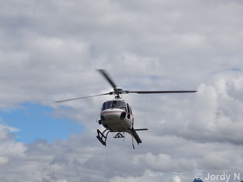 LN-OXD Airlift A/S Eurocopter AS.350B Squirrel