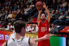 New Heroes vs Apollo Amsterdam (New Heroes Basketball) Tags: new heroes den bosch apollo amsterdam basketball gonewheroes