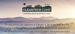 """COMSA Corporación colabora en el programa CleanTech Camp que impulsa proyectos de negocio basados en energías limpias • <a style=""""font-size:0.8em;"""" href=""""http://www.flickr.com/photos/69167211@N03/39437956324/"""" target=""""_blank"""">View on Flickr</a>"""