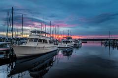 DSC_8243 (carpe|noctem) Tags: panama city beach marina florida sunset