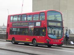 LX59CZB (47604) Tags: lx59czb wvl285 goahead bus clapham jct junction route service 171