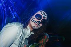Dobrovoľnícky karneval: Out of Control - Hide your face (Stanica Žilina-Záriečie) Tags: dobrovolník stanica zilina zariecie bar party photography flash music disco volunteer evs canon eos600d rebelt3i 24mmpancake people blue longexposure orsivargaevsphoto carneval karneval