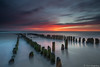 B U H N E (spityHH) Tags: a7ii beach buhnen ebbe langzeitbelichtung nisifilters nordsee northsea sal1635z2 sommer sonnenuntergang sony strand sunset sylt tide waves weitwinkel wellen