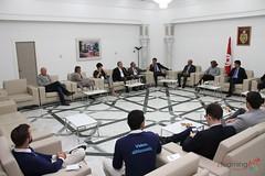 Inauguration du Forum E-learning Tunisie 2017 (31)