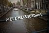 Melkmeisjesbrug, Amsterdam (kokorage) Tags: netherlands niederlande niederländisch typisch bridge brücke melkmeisjesbrug gracht grachten amsterdam city stadt urban