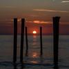 Staten Island Sunrise (PMillera4) Tags: statenislandsunrise statenisland sunrise dawn sun pilings newyorkcity newyork
