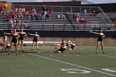 GAC_0505 (kbrimsek) Tags: danceteam football gamegame hollingsworthfield homecomingfootballgame pckyleebrimsek 20170923 homecoming outdoor outside