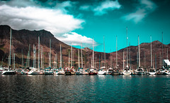 Harbour life (matthewhendricks94) Tags: cape town harbour mountain landscape colour grade south africa