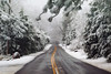 The Street Where I Live (buffdawgus) Tags: northerncalifornia california landscape nevadacity sierranevadafoothills canonef24105mmf4lisusm cementhillroad lightroom6 topazsw canon5dmarkiii winter cementhillhouse nevadacounty snow
