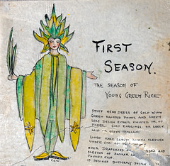 First Season Costume Design (detail) (Madison Historical Society (CT-USA)) Tags: madisonhistoricalsociety madisonhistory mhs madison conn connecticut ct connecticutscenes country usa newengland nikon nikond600 d600 bobgundersen old historical history museum jitneyplayers woodlandgardenplays barntheatre theplaybarn interesting image outside outdoor exterior photo picture places people performer costume shoreline shot scene scenes bostonpostroad route1 flickr design art constancegrenellewilcox constancewilcoxpignatelli princess alicekeatingcheney