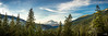 Rainier Composite (jonlai.photo) Tags: mountain rainier cascade range forest blue sky trees panorama northwest pnw