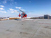 a warm late winter day (mack99301) Tags: helicopter day airborn uwmedflight ec135 heliport madison wisconsin unitedstates us