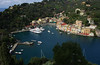 Portofino from Castello Brown (Gregor  Samsa) Tags: italy italia ligury liguria easter march walk walking hike hiking settlement exploration sun sunny portofino village harbour house houses castello brown castle