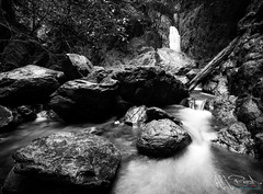 850_2566 (alfprost) Tags: thailand bw waterfall longexposure