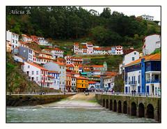 Abierto al mar (Alicia B,) Tags: asturias spain españa cudiillero mar