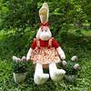 Coelha Flora (mfuxiqueira) Tags: coelho coelha coelhinho coelhinha páscoa coelhodepano bonecadepano artesanato