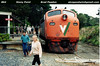 Victorian A Class locomotives. (alcogoodwin) Tags: aclass locomotive locomotives emd rebuilds victoria australia railway railways passenger commuter stonypoint station morningtonpeninsula assengers a64
