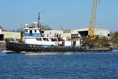 John Parrish tugboat (Jimmie Fisher) Tags: tugboatjohnparrish johnparrish bibliainc savannahgeorgia savannahriver