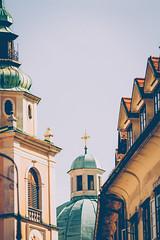 (c) Wolfgang Pfleger-8093 (wolfgangp_vienna) Tags: ljubljana slovenien slovenia kirche church turm tower obelisk