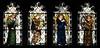 Angels of Furneux Pelham (badger_beard) Tags: angels william morris edward burnejones burne jones preraphaelite angeli anges musician instrument organ harp furneux pelham herts hertfordshire st saint marys church