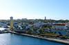 Nassau Harbour (Rick & Bart) Tags: bahamas cruise cruiseship travel rickvink rickbart canon eos70d royalcaribbean enchantmentoftheseas ship nature transport sun theglamorouslifelatincruise nassau isle harbour port canal