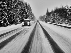 Snow-covered road (Staropramen1969) Tags: road snow car winter russia dubna strase schnee auto russland camino nieve coche invierno rusia