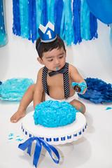 Cake Smash (Photos By RM) Tags: cakesmash birthday cake smash party 1stbirthday boy canonmarkiv photoshoot
