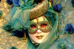 Magic eyes (Ruinenvogel) Tags: venedig venice venise casanova canalgrande carnevale carnival campanile carneval kraneval eyes augen blick