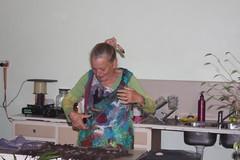 IMG 8587 (Eminpee Fotography) Tags: felting friends people craft fibreart wool