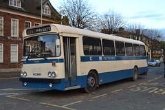 Ulsterbus 285 MFZ9840 (Will Swain) Tags: stafford 3rd november 2017 bus buses transport travel uk britain vehicle vehicles county country england english staffordshire ulsterbus 285 mfz9840 ireland northern irish preserved heritage leyland leopard