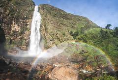 casca d´anta (renna c) Tags: waterfall cachoeira rainbow water arcoiris minas minasgerais