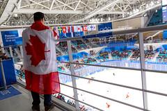 Canada vd Switzerland 2018 Men's Olympic Hockey (JTeale) Tags: mens winter travel teale southkorea gangneung pyeongchang canon tourism olympics hockey