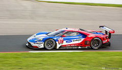 Ford GT #67 Ford Chip Ganassi Racing at Mobil 1 Sportscar Grand Prix July 7-9, 2017 (andreas_schneider) Tags: car racing race gt lm le mans teams drivers driver 2017
