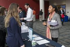 Job Fair (Temple CST) Tags: collegeofscienceandtechnology careercenter philadelphia pa usa