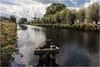 Damme. DSC_2707 (leonhucorne) Tags: canal damme paysage landscape nikond750 fullframe flandres belgique
