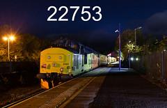 robfrance5d2_22753_051017_x37421_windermere_1q82_col_nr_edr16lr6pse15weblowres (RF_1) Tags: 12csvt 2017 37 37421 boulogne britain brushtraction class37 colas colasrailfreight cumbria dark darkness diesel ee england englishelectric englishelectric12svt freight haulage hauling lakedistrict lakes lakesline loco locomotive locomotives locos networkrail night oxenholmewindermere plainlinepatternrecognition plainlinepatternrecognitiontrain plpr rail railfreight rails railway railways rural singleline singletrack testtrain train trains transport uk unitedkingdom windermere windermerebranch windermereline