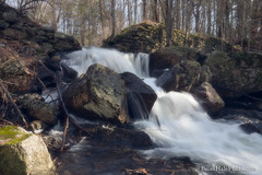 1-watermark (Brian M Hale) Tags: rutland massachusetts ma mass newengland new england outside outdoors nature water falls fall winter waterfall waterfalls long exposure breakthrough breakthoughfilters filters brian hale brianhalephoto woods forest