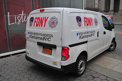 FDNY Foundation (Triborough) Tags: ny nyc newyork newyorkcity newyorkcounty manhattan civiccenter lowermanhattan