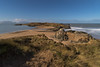 'Gwddw Llanddwyn' - Anglesey (Kristofer Williams) Tags: llanddwyn night sky stars moonlit moonlight nightscape beach dunes island anglesey wales llanddwynisland ynysllanddwyn newborough tidal sand landscape submarinevolcanoes geology