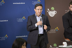 Sci-Cafe: The Science of Sustainability (KAUST Official) Tags: sustainability science technology kingabdullahuniversityofscienceandtechnology kaust innovation tech research