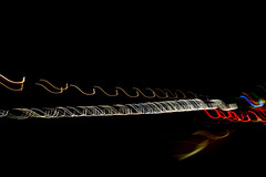 Ellen_Lindow_Week_7_Visual_Rhythm_008 (Ellen Celeste) Tags: carlights night driving nightlights