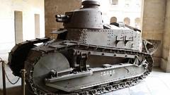 Renault FT-17 (ROCKINRODDY93) Tags: paris france europe museum war invalides musee armee