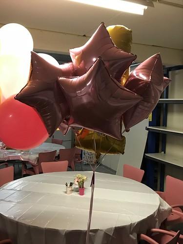 Heliumballonnen Folieballonnen