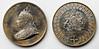 1897 Victoria Diamond Jubilee Medal (Mustang Joe) Tags: nikon publicdomain d750 queen victoria diamond jubilee medal macro silver detailed british empire numismatic flash
