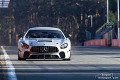 Mercedes AMG GT4 (belgian.motorsport) Tags: circuit zolder 2018 test testing testday mercedes amg gt4 srt sellesleghracing