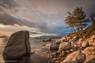 Lake Tahoe @ Sunset