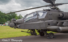 20170611-IMG_9212-Edit (deltic21) Tags: apache helicopter chopper gunship weapon weapons missiles gun guns armour blade army agile stealth rotor cosford raf airshow aircraft display menacing camoflage green grey sky skies