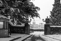 IMG_2018_02_28_00873 (gravalosantonio) Tags: jaca spain ciudadela huesca blancoynegro nieve invierno