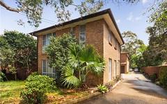 1/1 Pilgrim Avenue, Strathfield NSW