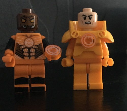 Image - Larfleeze.png | Lego Marvel and DC Superheroes Wiki ...